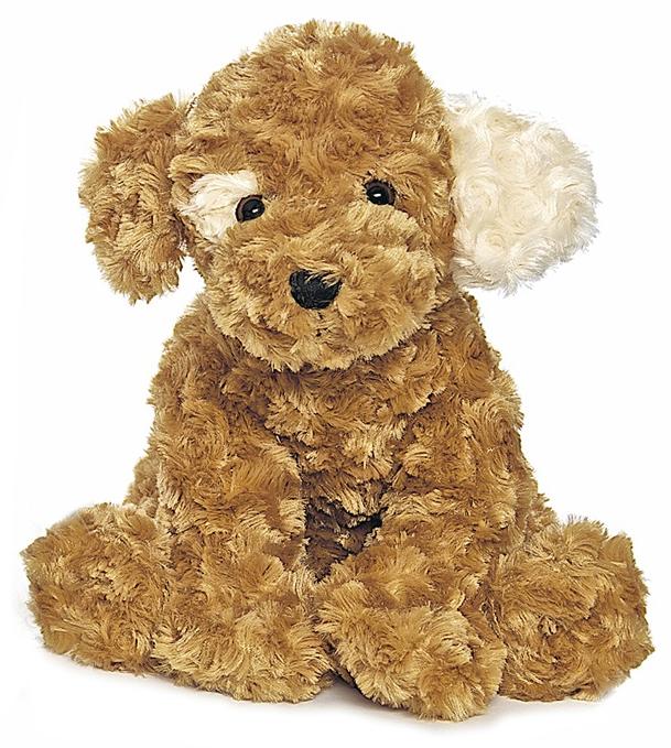 Teddy Hund, brun (40cm) - Teddykompaniet