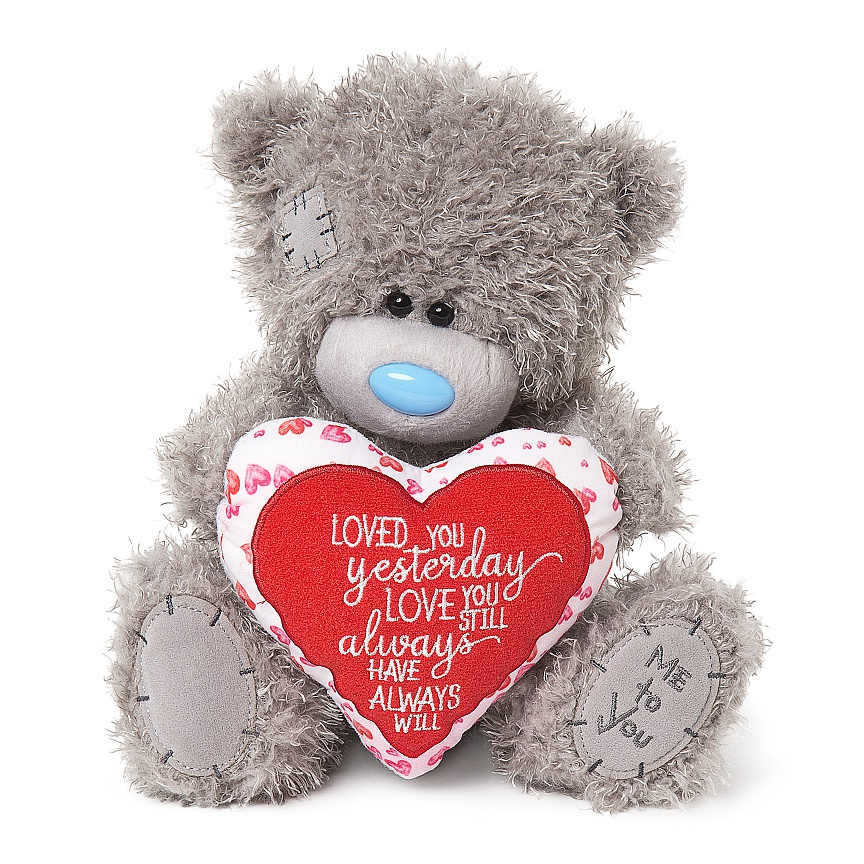 Nalle, Love you always, 25cm - Me To You