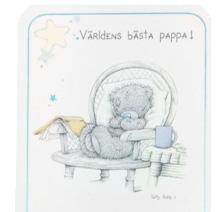 Kort, Världens bästa pappa, Me to you säljs på Nalleriet.se