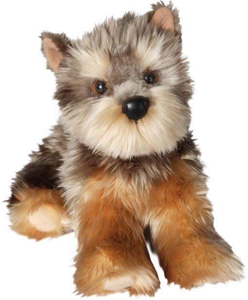Yorkshireterrier (korthårig) - Douglas Mjukisdjur