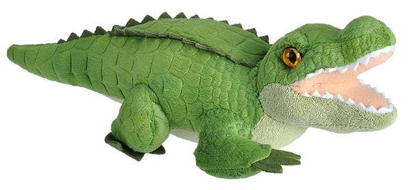 Alligator med ljud, 20cm - Wild Republic