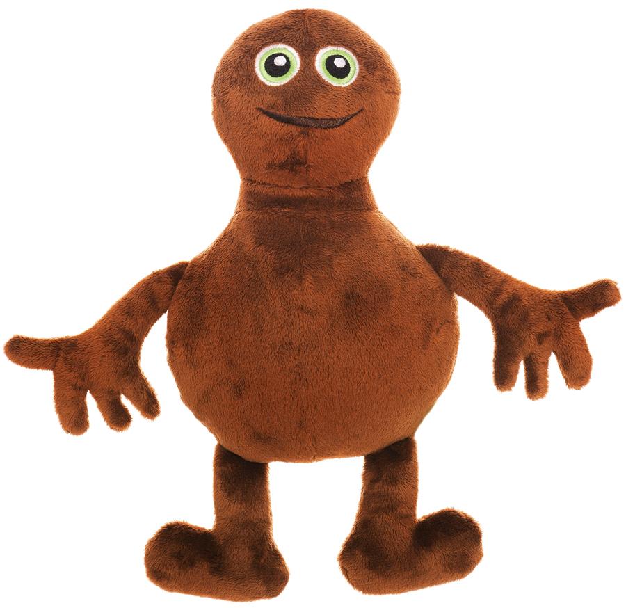 Babba Mjukisdjur - Babblarna (Teddykompaniet)