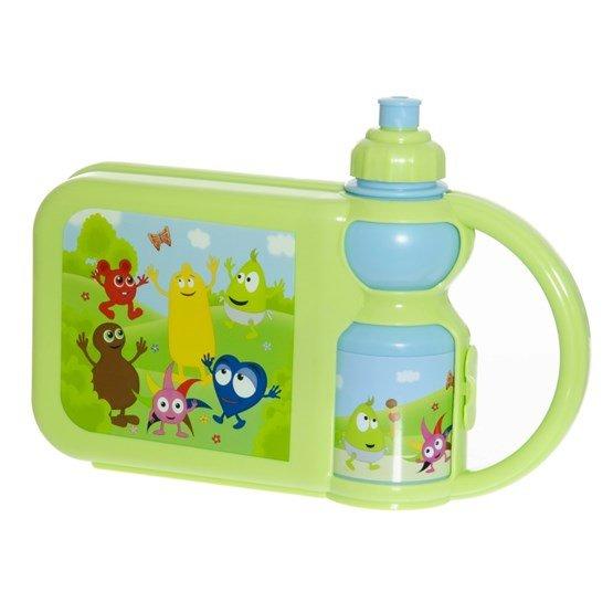 Babblarna Lunchbox med flaska - Teddykompaniet