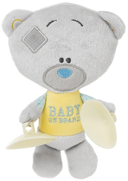 Tatty Teddy Baby on Board - Me to you (Miranda nalle)