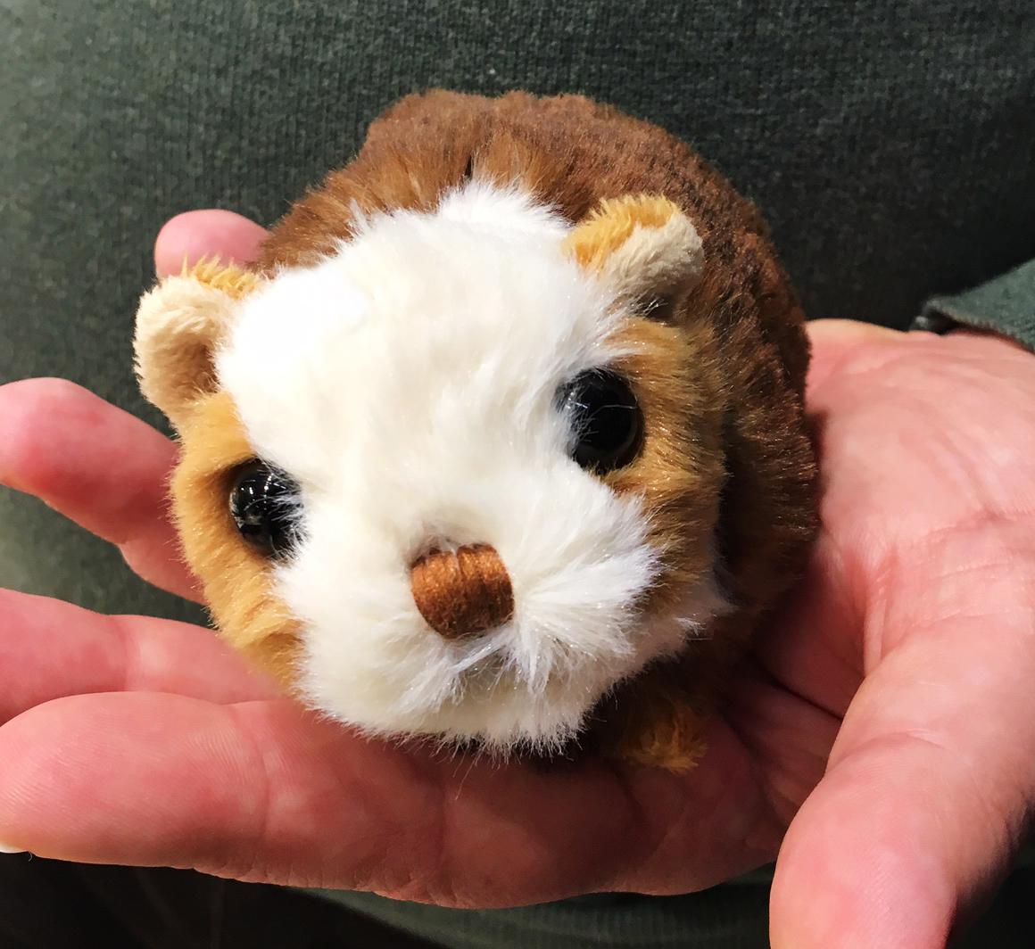 Marsvin Baby Piggy, 10cm - Bukowski Design