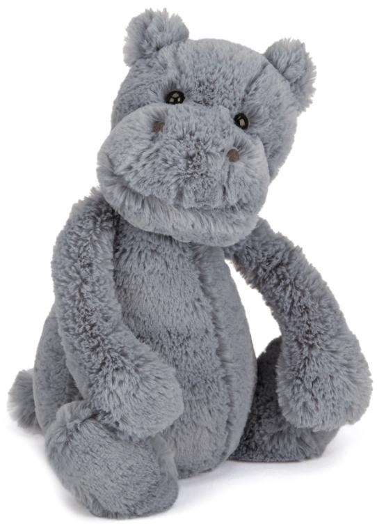 Bashful Flodhäst, 31cm - Jellycat