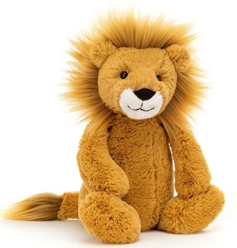 Bashful Lejon, 31cm - Jellycat