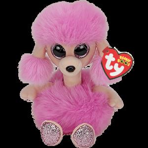 Beanie Boos Camilla (Rosa pudel) TY Gosedjur | Nalleriet.se