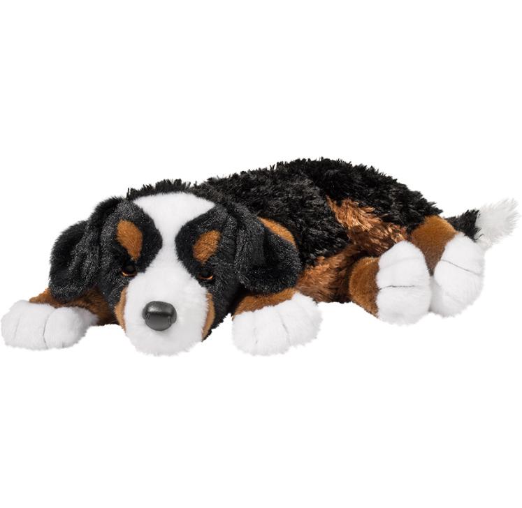 Berner Sennenhund (liggande) - Douglas Mjukisdjur
