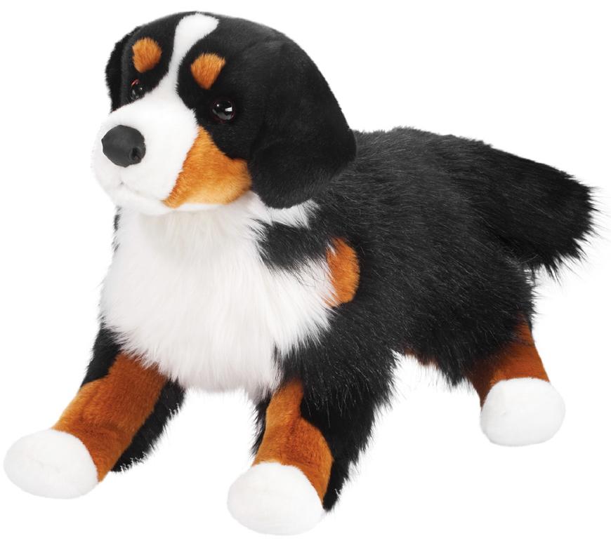 Berner Sennenhund (Stort mjukisdjur) - Douglas Mjukisdjur
