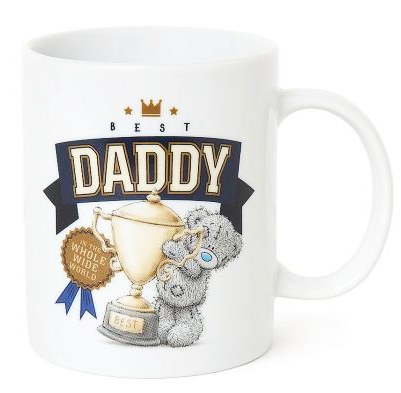 Mugg Best Daddy, Me To You