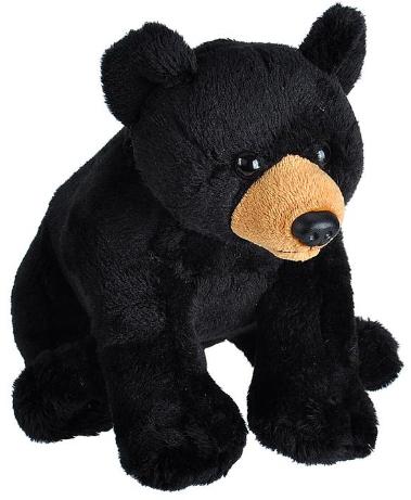 Björn med ljud, 20cm - Wild Republic