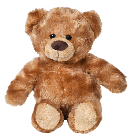 Björnen Teddy, 20cm - Molli Toys