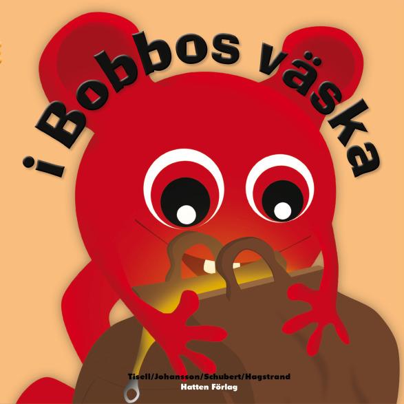 """Bok """"""""I Bobbos väska"""""""" - Babblarna (Teddykompaniet)"""