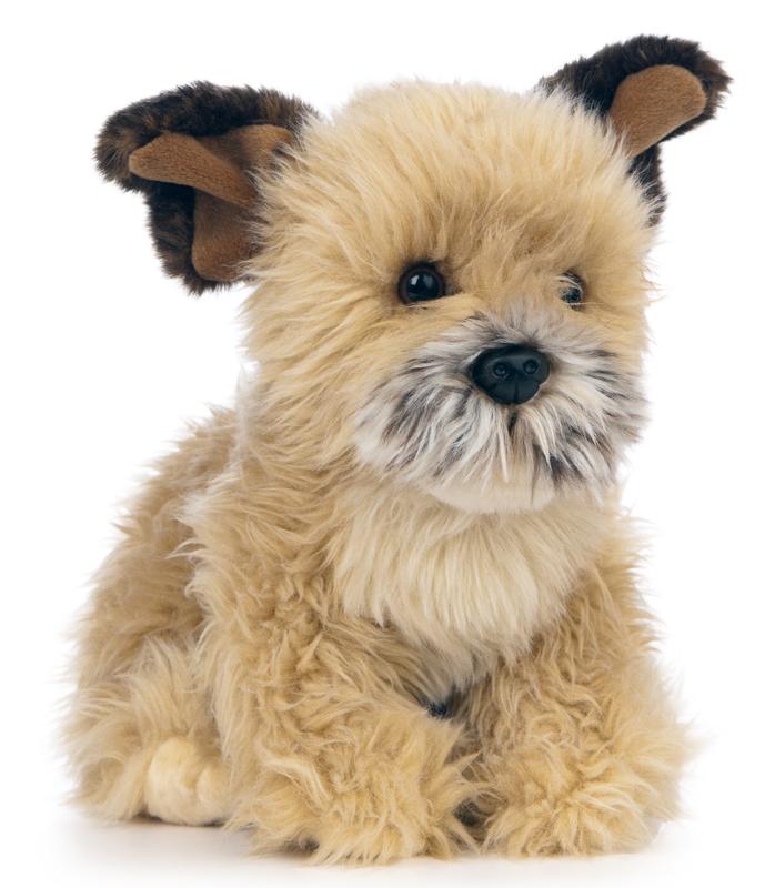Border Terrier - Keycraft Living Nature