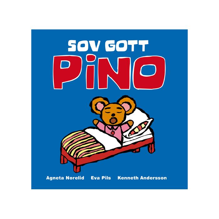 "Bok ""Sov gott Pino"""