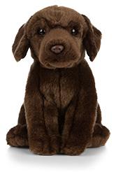 Labrador, brun - Keycraft Living Nature