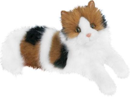 Huskatt, calico (trefärgad), 40cm - Douglas Mjukisdjur