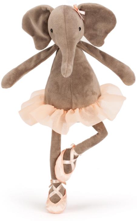Dansande Darcey Elefant, 33cm - Jellycat