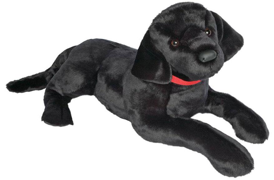 Jumbo Labrador, svart - Douglas Mjukisdjur