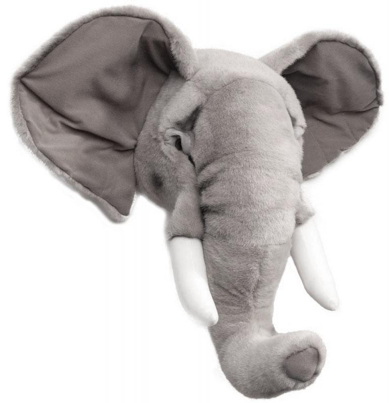 Elefanthuvud Väggprydnad - Brigbys