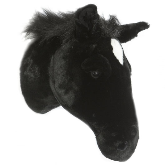 Hästhuvud Väggprydnad - Brigbys