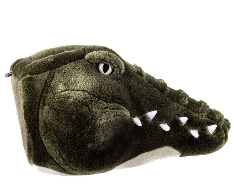 Krokodilshuvud Väggprydnad - Brigbys