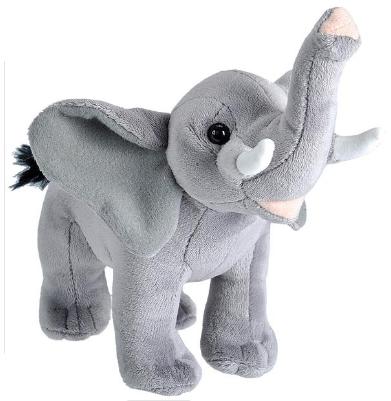 Elefant med ljud, 20cm - Wild Republic