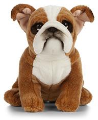 Engelsk Bulldogg - Keycraft Living Nature