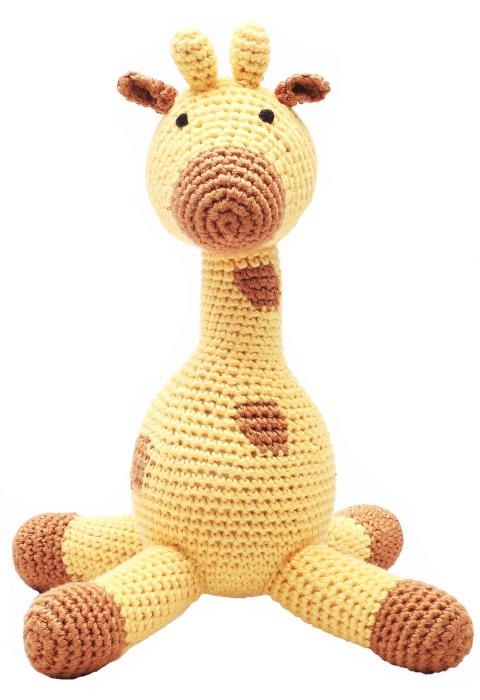 Mr Giraffe - NatureZoo