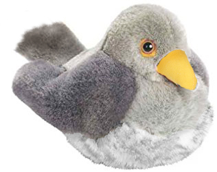 Gök med fågelläte, 14cm - Wild Republic