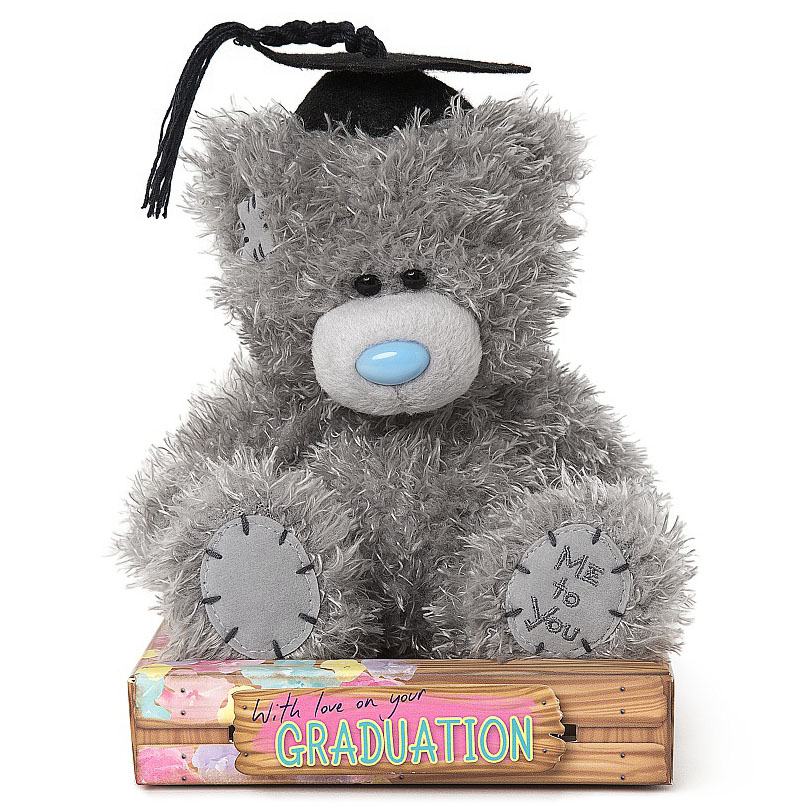 """Nalle """"Graduation"""", 15cm - Me to you (Miranda nalle)"""