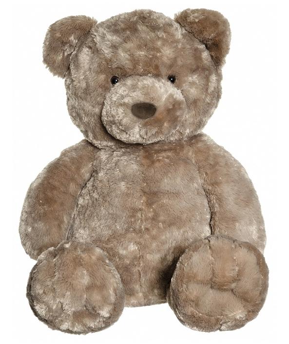 Nalle Helge, stor nalle, 120cm - Teddykompaniet