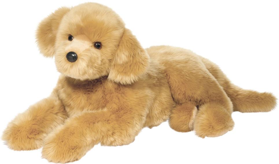 Jumbo Golden Retriever - Douglas Mjukisdjur