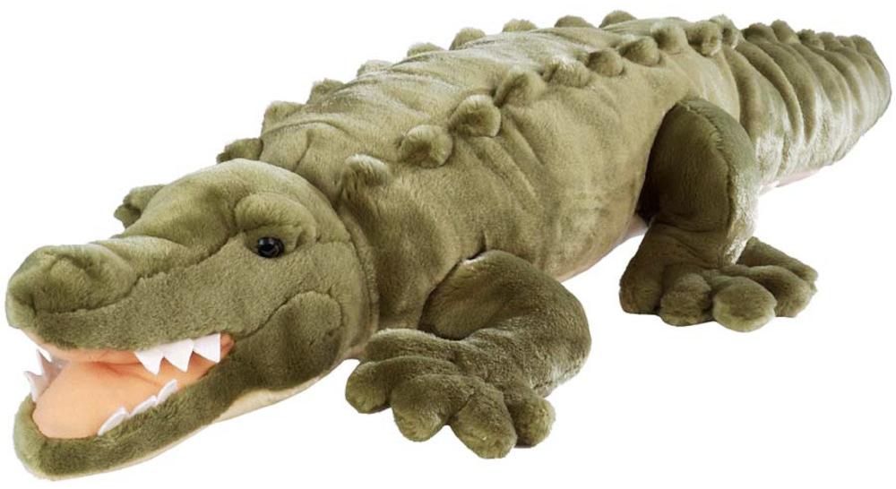 Jumbo Krokodil, 85cm - Wild Republic