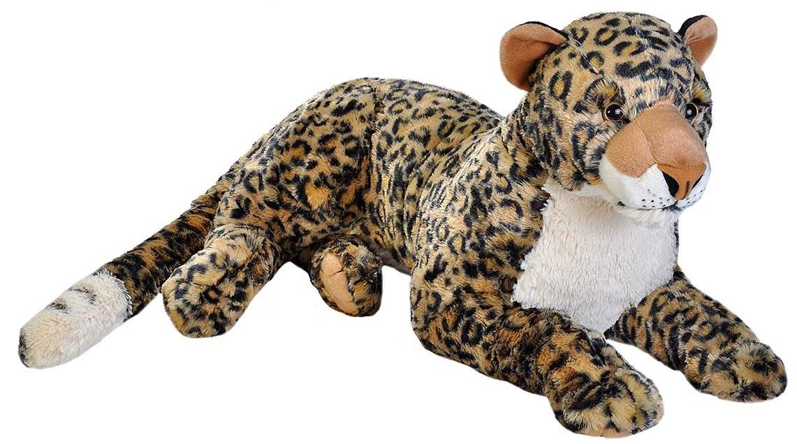 Jumbo Leopard, 76cm - Wild Republic