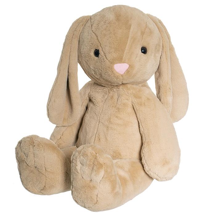Kaninen Olivia, 85cm - Teddykompaniet