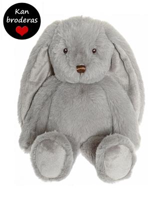 Kaninen Svea, grå - Teddykompaniet
