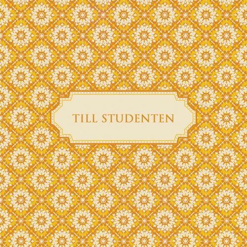 """Kort """"""""Till Studenten"""""""""""