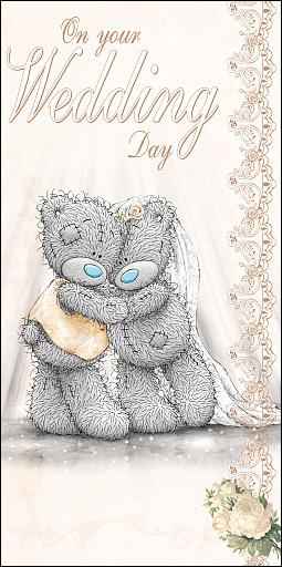 Kort, Wedding - Me To You