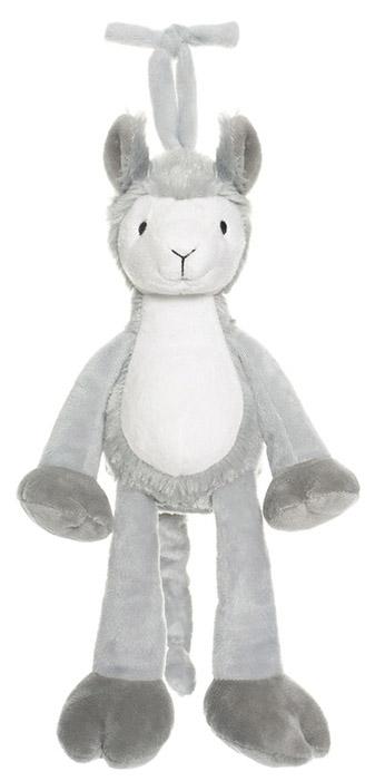 Diinglisar Speldosa, Lama, 25cm - Teddykompaniet