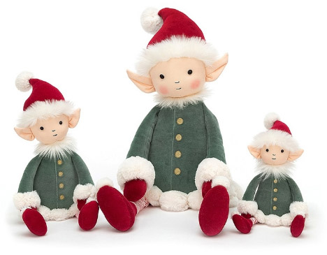 Leffy The Elf - Jellycat
