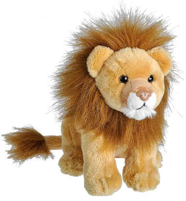 Lejon med ljud, 20cm - Wild Republic