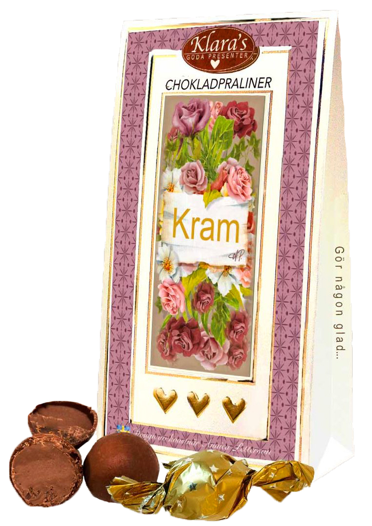 Kram - Lyxiga chokladpraliner
