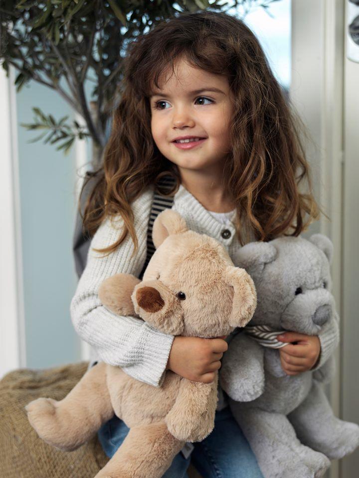 Nalle Malte Ecofriend, 27cm - Teddykompaniet