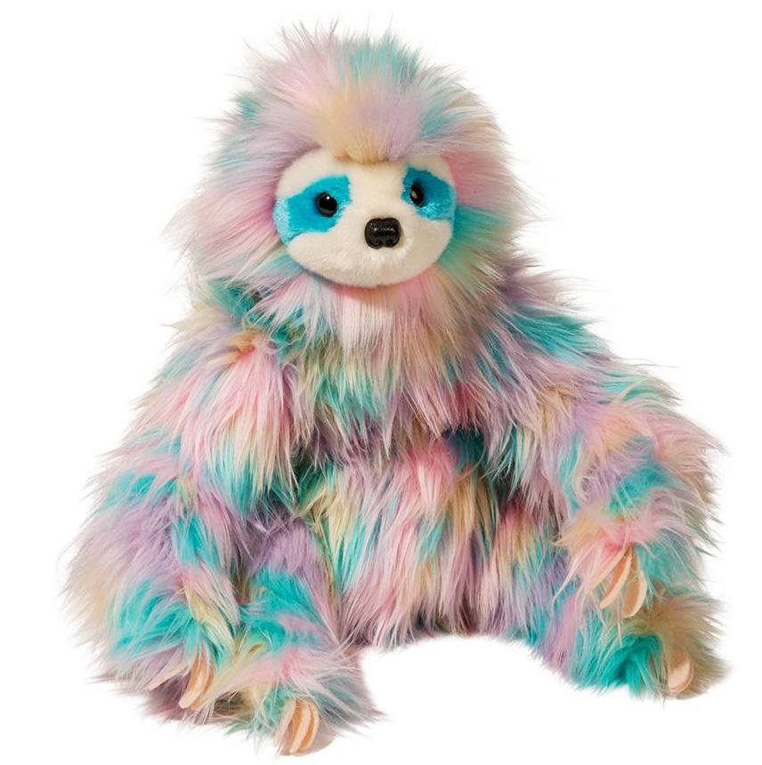 Rainbow Fuzzle Misha (sengångare) - Douglas Mjukisdjur