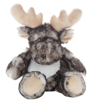 Mollis Älg, 25 cm - Molli Toys