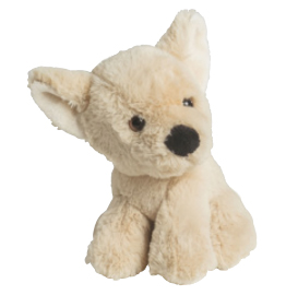 Mollis Chihuahua, 17 cm - Molli Toys | Nalleriet.se