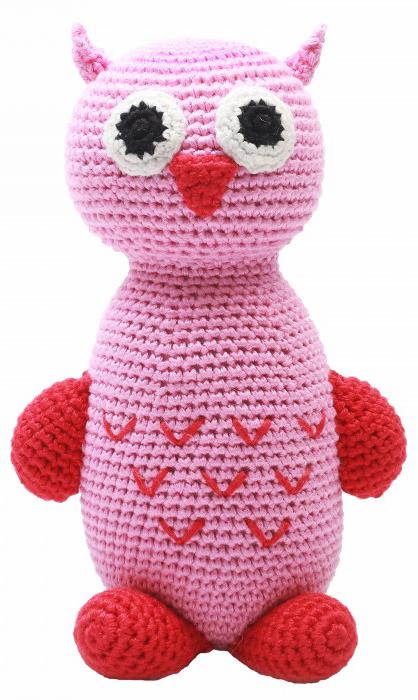 Mrs Owl - NatureZoo