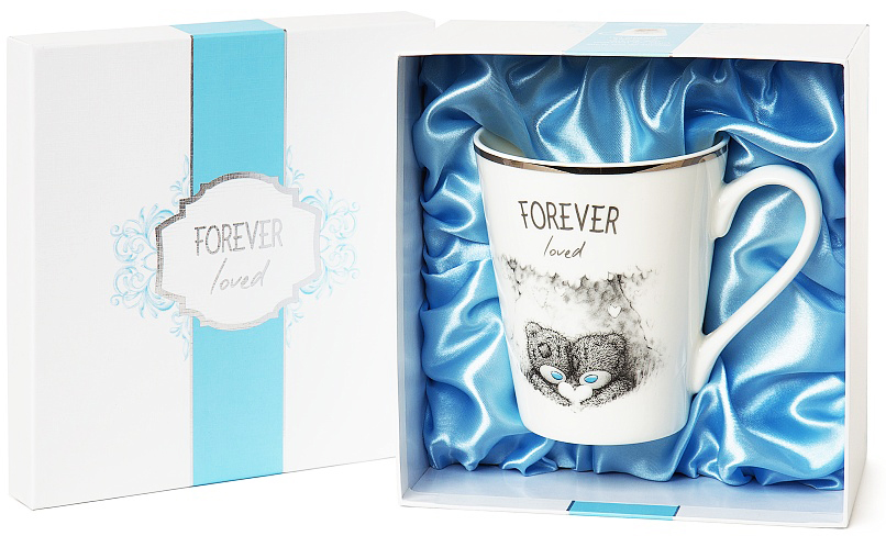 "Mugg """"Forever loved"""" - Me to you (Miranda nalle)"